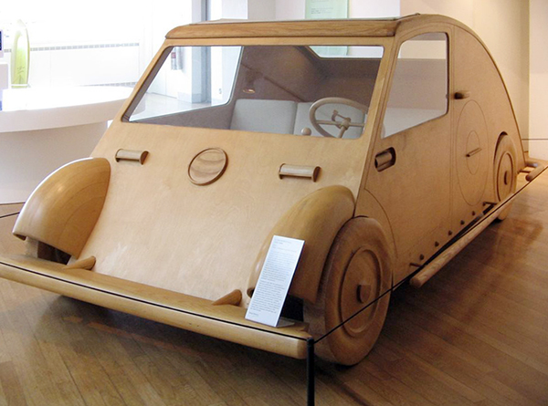 Le Corbusier Voiture Minimum